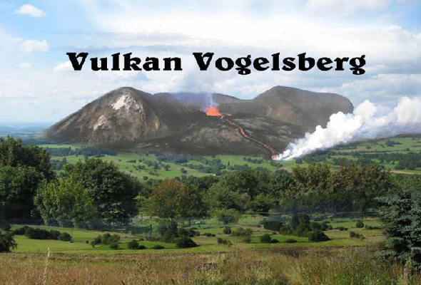 Vulkane In Hessen